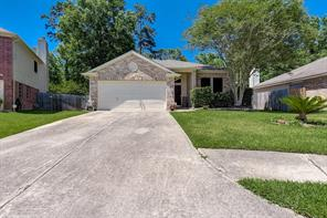 Houston Home at 711 W Clady Drive Spring , TX , 77386-2376 For Sale