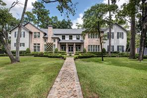 Houston Home at 11002 Hunters Park Drive Hunters Creek Village , TX , 77024-5410 For Sale