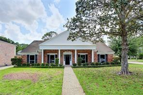 Houston Home at 315 Thicket Lane Houston , TX , 77079-6424 For Sale