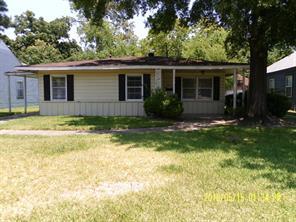 Houston Home at 3829 Rosedale Street Houston , TX , 77004-6533 For Sale