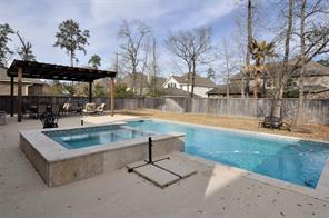 Houston Home at 10 Chippewa Trail Spring , TX , 77389-6933 For Sale