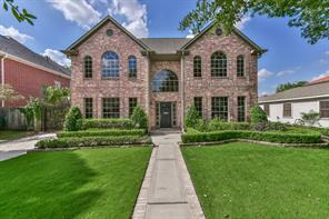 Houston Home at 4508 Merrie Lane Bellaire , TX , 77401-3726 For Sale