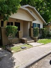 Houston Home at 2903 Burkett Street Houston , TX , 77004-3312 For Sale