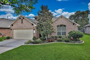 Houston Home at 2410 Winter Trail Drive Conroe , TX , 77304-2160 For Sale