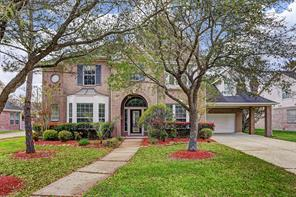 Houston Home at 4810 N Pine Brook Way Clear Lake City , TX , 77059-3160 For Sale