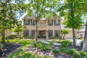 Houston Home at 131 E Beckonvale Circle The Woodlands , TX , 77382-2656 For Sale