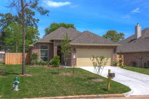Houston Home at 12106 Brightwood Drive Montgomery , TX , 77356 For Sale