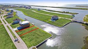 Houston Home at 2117 Laguna Harbor Cove Boulevard Port Bolivar , TX , 77650 For Sale