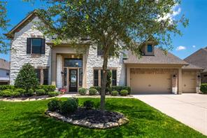 Houston Home at 7811 Pacific Spring Lane Richmond , TX , 77407-4031 For Sale