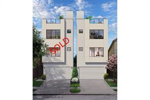 Houston Home at 6019 Truro Street Houston , TX , 77007-3037 For Sale