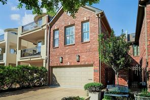 Houston Home at 6308 Taggart Street B Houston , TX , 77007-2052 For Sale