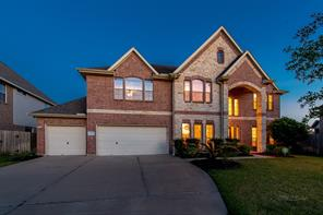 Houston Home at 26015 Pebble Terrane Lane Katy , TX , 77494-1187 For Sale