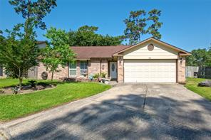 Houston Home at 17811 Oaktrace Court Humble , TX , 77396 For Sale