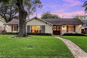 Houston Home at 5646 Overbrook Lane Houston , TX , 77056-4027 For Sale
