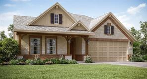 "NEW! Lennar Homes Brookstone Collection, ''Radford II'' Plan with Brick and Stone Elevation ''F"" in the beautiful Ladera Creek! ''Everything's Included'' 2 Story, 4 bedrooms, 3.5 baths, 2 car garage +Open Dining Room +Gameroom upstairs, and much more you will love this home!"