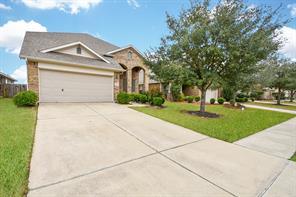 Houston Home at 11431 Elizabeth Brook Drive Richmond , TX , 77406-5470 For Sale