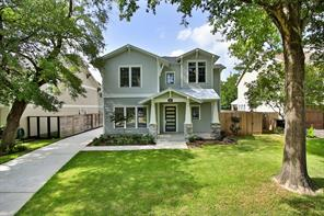 Houston Home at 982 Gardenia Drive Houston , TX , 77018-5314 For Sale