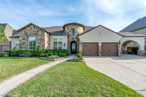Houston Home at 16918 Thomas Ridge Lane Cypress , TX , 77433-3956 For Sale