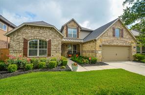 Houston Home at 27710 Ashbrook Falls Court Fulshear , TX , 77441-1464 For Sale