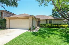 Houston Home at 16414 Salinas Lane Houston , TX , 77095-3903 For Sale
