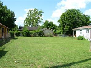 Houston Home at 0 Tuam Street Houston , TX , 77004 For Sale