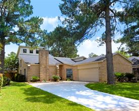 Houston Home at 8003 Downington Court Spring , TX , 77379-6126 For Sale