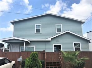 Houston Home at 1013 56th Street Galveston , TX , 77551-4418 For Sale