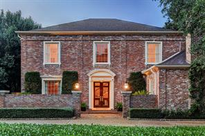 Houston Home at 3220 Huntingdon Place Houston                           , TX                           , 77019-5926 For Sale