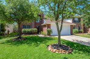 Houston Home at 20603 Tulip Blossom Court Cypress , TX , 77433-6102 For Sale