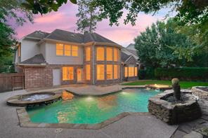 Houston Home at 7 Millwright Place The Woodlands , TX , 77382-2674 For Sale