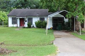 Houston Home at 6601 Wharton Street Houston , TX , 77055-5349 For Sale