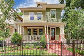 Houston Home at 1527 Ashland Street Houston , TX , 77008-4131 For Sale