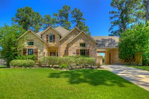 Houston Home at 20 Claremont Court Montgomery , TX , 77356-8250 For Sale