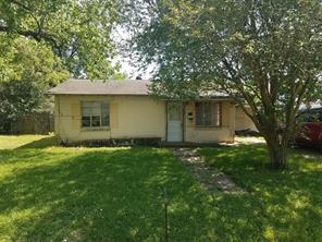 Houston Home at 11114 Oswego Street Houston , TX , 77029-2224 For Sale