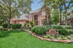 Houston Home at 18 Lake Leaf Place Spring , TX , 77381-6317 For Sale