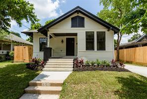 Houston Home at 609 Byrne Street Houston , TX , 77009-7213 For Sale