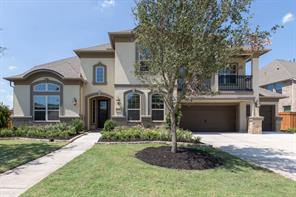 Houston Home at 17430 Galloway Forest Drive Richmond , TX , 77407 For Sale