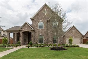 Houston Home at 17426 Straloch Lane Richmond , TX , 77407 For Sale