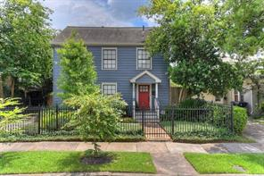 Houston Home at 1203 Bell Street Houston , TX , 77019-4103 For Sale