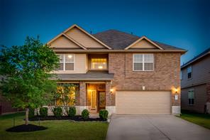 Houston Home at 3510 Tulip Trace Drive Spring , TX , 77386-4034 For Sale