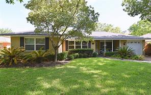 Houston Home at 3019 Linkwood Drive Houston , TX , 77025-3813 For Sale
