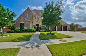 Houston Home at 17526 Hankar Way Richmond , TX , 77407-2768 For Sale