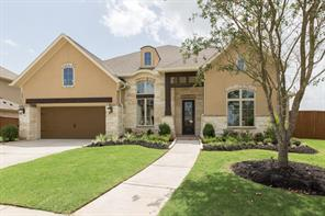 Houston Home at 16819 Lessels Lane Richmond , TX , 77407 For Sale