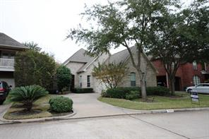 Houston Home at 1648 Lakeside Enclave Drive Houston , TX , 77077-1687 For Sale