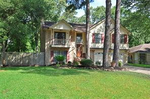 Houston Home at 2811 Creek Manor Drive Kingwood , TX , 77339-1222 For Sale