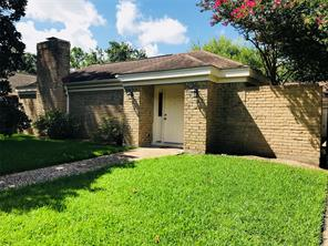Houston Home at 15522 Pleasant Valley Road Houston , TX , 77062-3609 For Sale