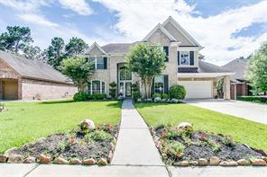 Houston Home at 1615 Cafe Dumonde Conroe , TX , 77304-4935 For Sale