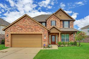 Houston Home at 25631 Lockspur Dr Richmond , TX , 77406 For Sale