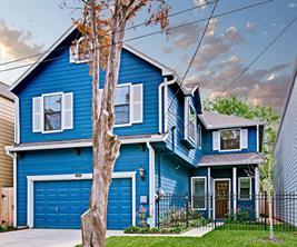 Houston Home at 907 Asbury Street Houston , TX , 77007 For Sale