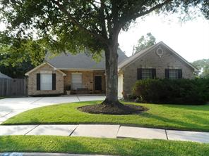 Houston Home at 847 Maplewood Falls Court Houston , TX , 77062 For Sale